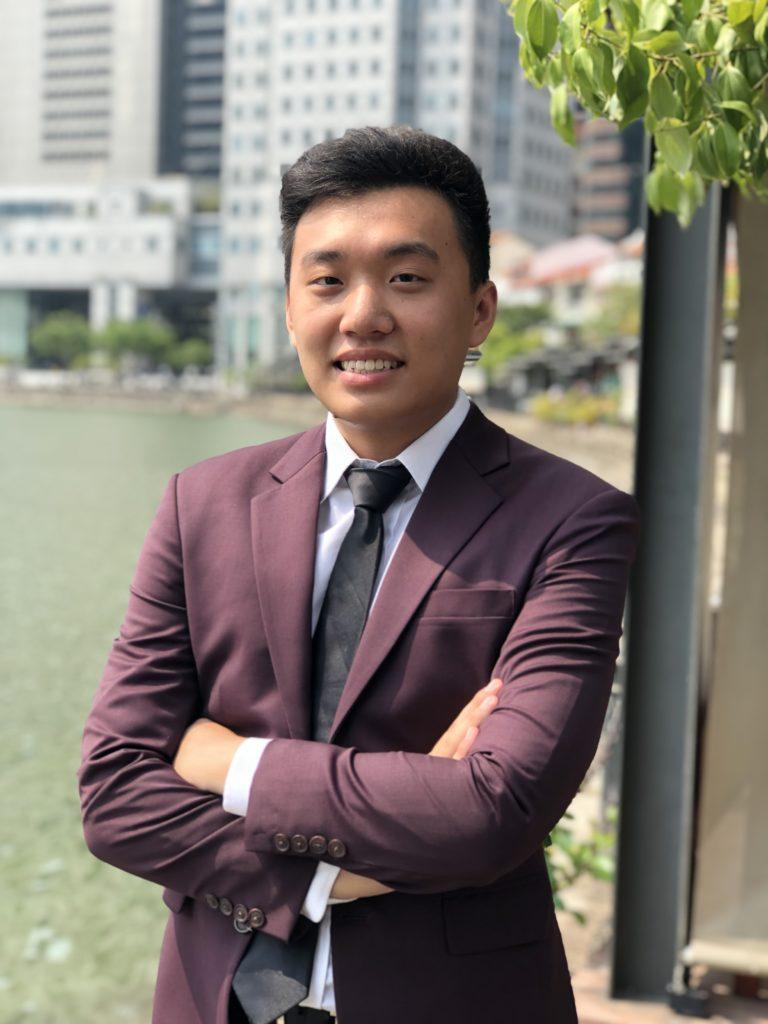 Cheah Yao Kuang - Team Leader